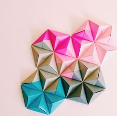 Origami modulaire libre