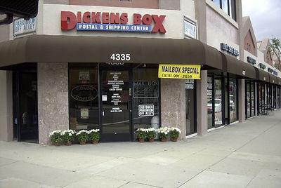 Dickens Box Notary Public