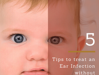 5 Treatment Alternatives To Antibiotics For Ear Infections In Children and Adults