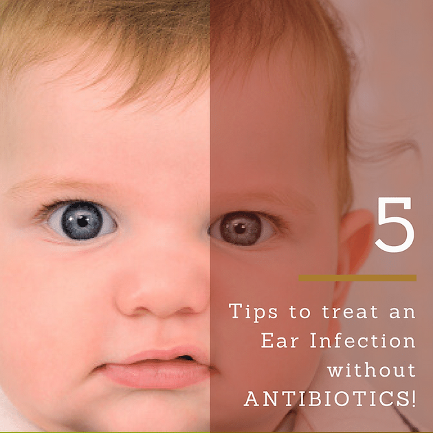 Ear infections can be quite painful in children and even adults. Children  will often pull on their ears, seem distressed or have a fever.