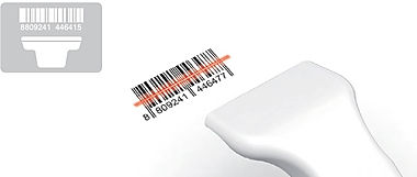 Accesorio Lector Código de Barras Balanza CM745