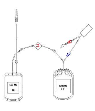 Filtro Sepacell PLX-5 para Pooling