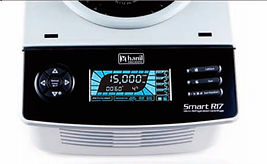 Display Centrífuga Smart R17