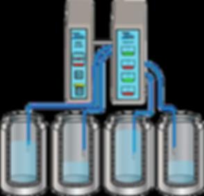 Configuración de la Alarma LAM-1B