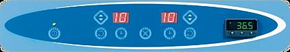 Display Descongelador de Plasma DH4