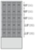 Configuraciónes Cajones Ultracongelador iUF118