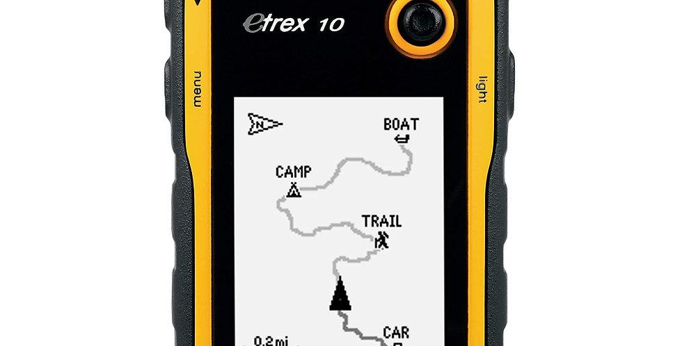 Garmin eTrex 10 Dispositivo GPS de mano
