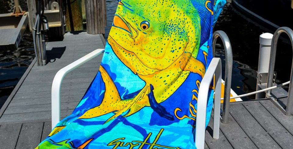 Guy Harvey de Toalla Playa Dorado S.O.S
