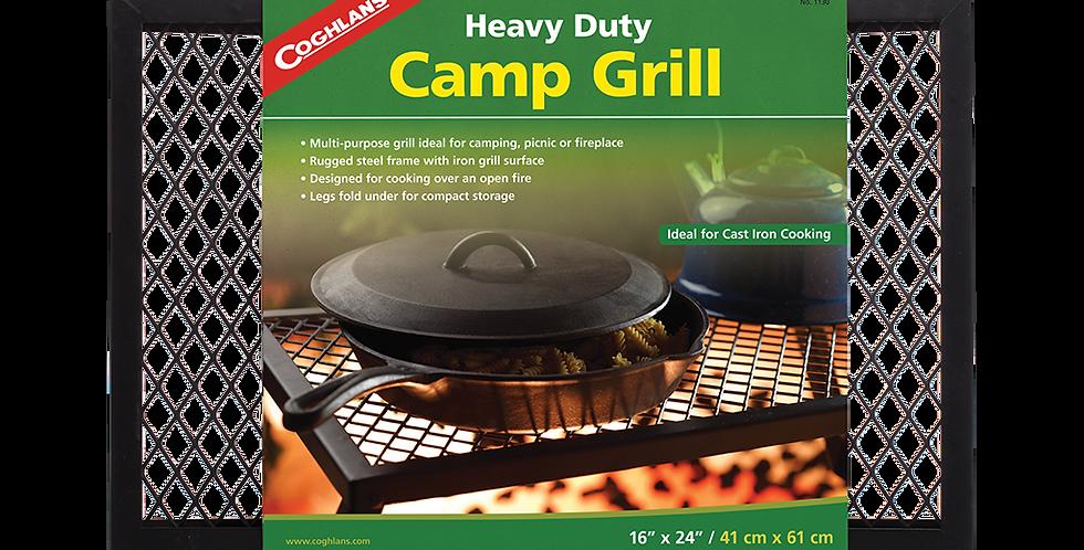 Coghlans Parrilla Heavy Duty para Campamento