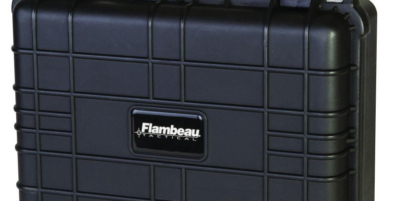 Flambeau Caja Seca HD Mediana Espuma Moldeable