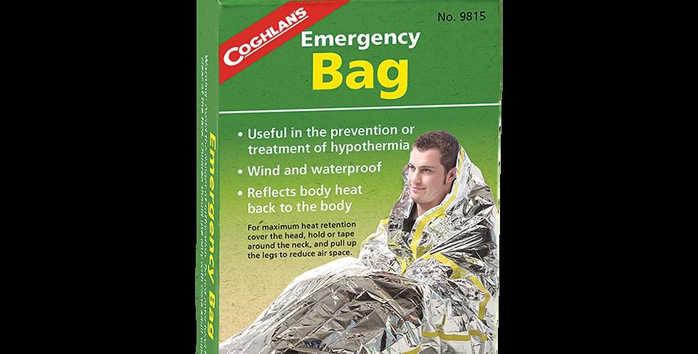 Coghlans Bolsa de Emergencia para Hipotermia