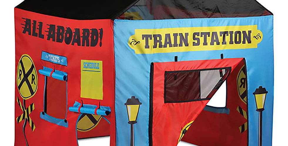Pacific Play Tents Estación del Tren