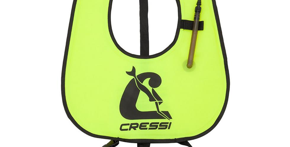 Cressi Chaleco de Seguridad Inflable para Snorkeling