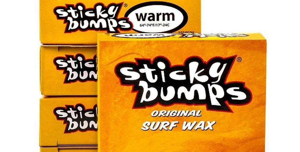 Sticky Bumps Cera para Surf Agua Tropical 19°C - 28°C