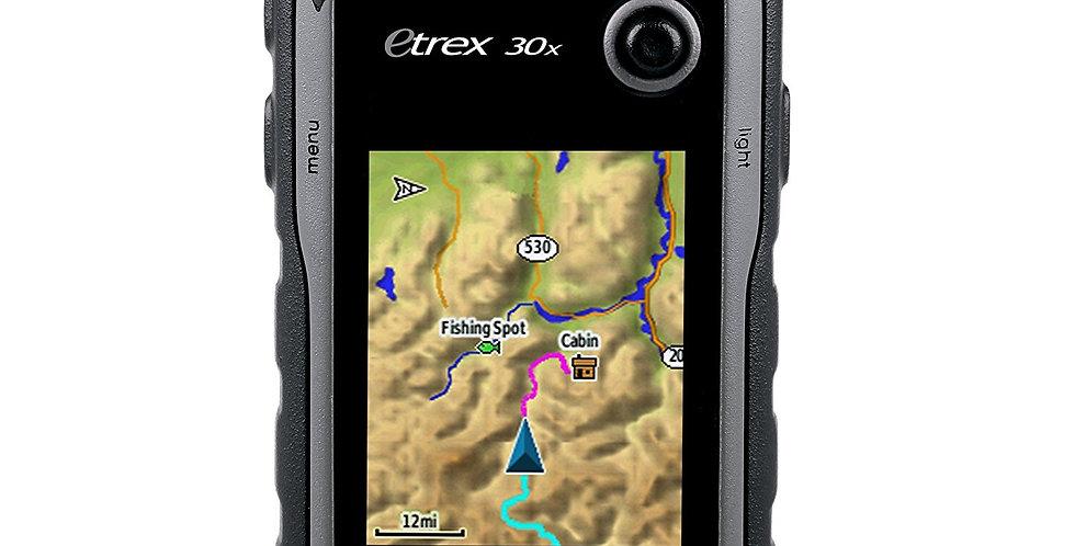 Garmin eTrex 30x Dispositivo GPS de mano