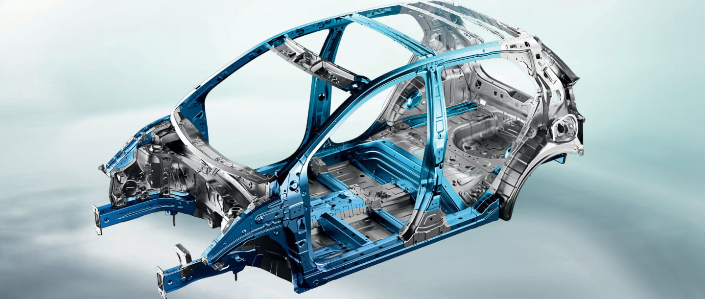 Усовершенствованная высокопрочная сталь и сталь горячей штамповки (AHSS)