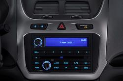 Аудиосистема с радио поддержкой, CD, ETR, ClOCK DSP, MP3/WMA, USB