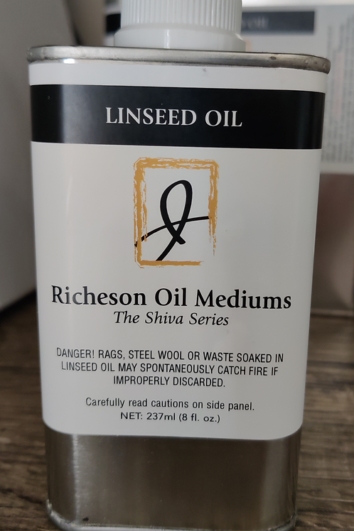 Richeson Linseed Oil