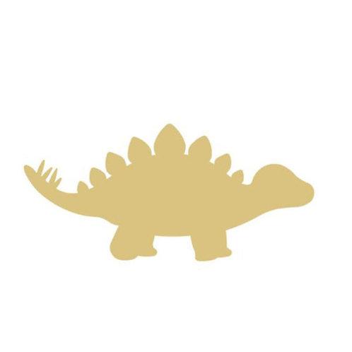 Stegosaurus Cutout Style 1