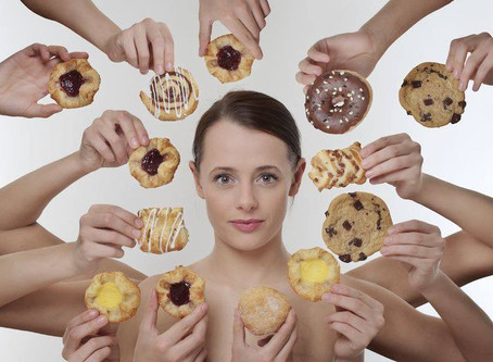 Sweet Tooth Sorcery: Part II| Mindful Eating