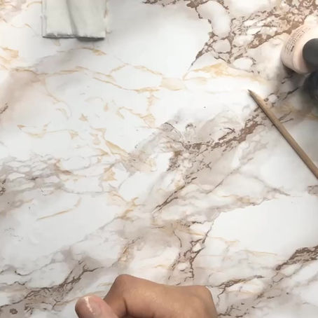Quarantine VLOG | Gel Nails At Home