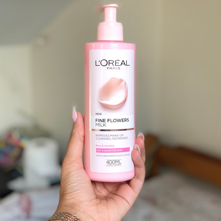L'Oreal Fine Flowers | Product Review