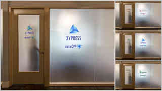 Corporate ID Design Brief, Brand Concepts: Xypress / DataQHD