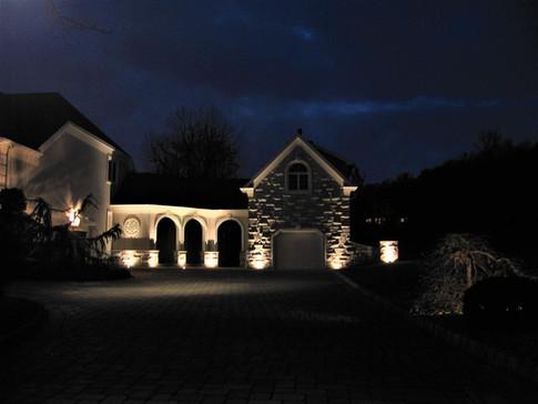Garage & Breezeway Lighting