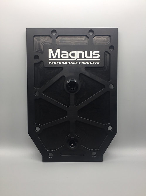 Magnus Top Cover Kit Includes 2 Inspection Plugs with O-Rings