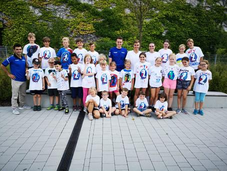 Erfolgreiche Einführung unseres Kinder-Handballcamps!