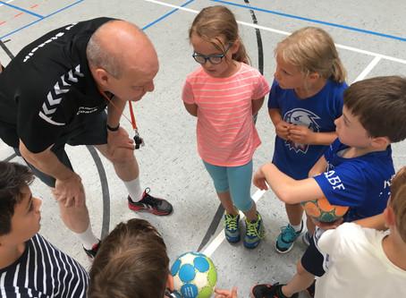+++ Leider abgesagt +++ Handballcamp 2020