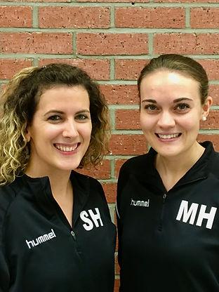 Melanie Häckel & Stefanie Hofmann