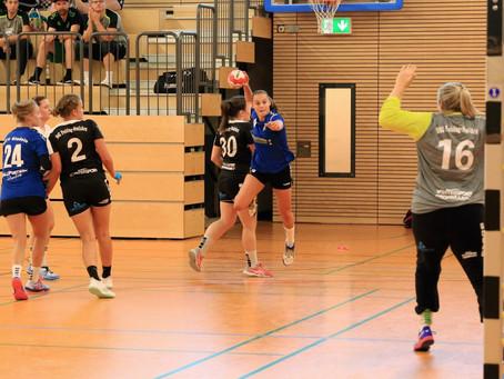 Damen 1 Spielbericht - HSG Freising-Neufahrn - 14.09.2019