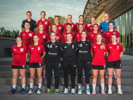 Start in die Saison - Damen 1 gewinnen Auftakt gegen Bayreuth