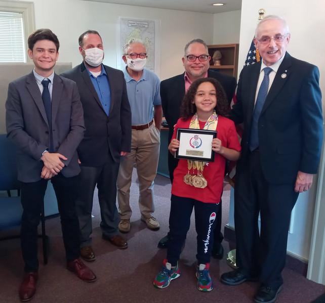 PA State Rep. Frank Ryan endorsed WEPA / Tec Centro Lebanon on 8.12.21