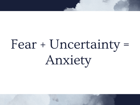Anxiety is Your Worst Habit
