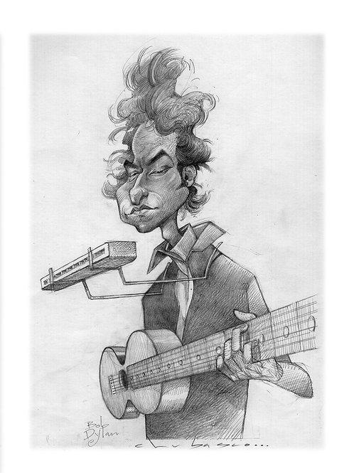 Bob Dylan $300 usd