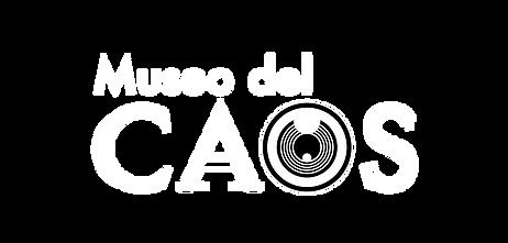 Logo Museo del CaosMesa de trabajo 1 cop