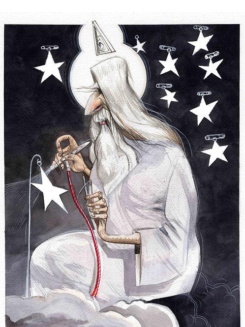 Dios y las estrellas