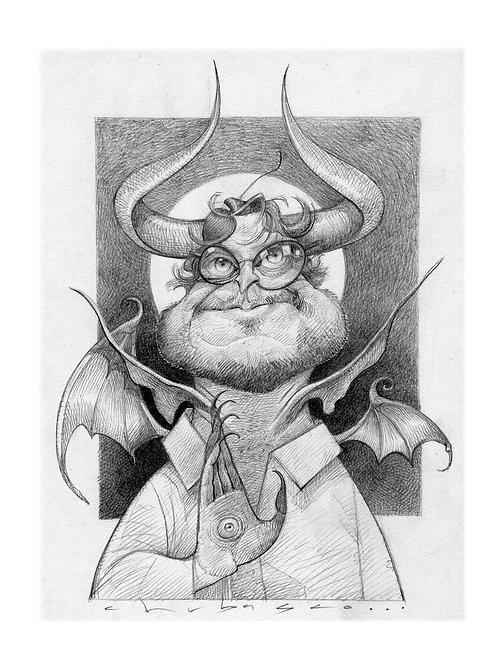 Guillermo del Toro $350 usd