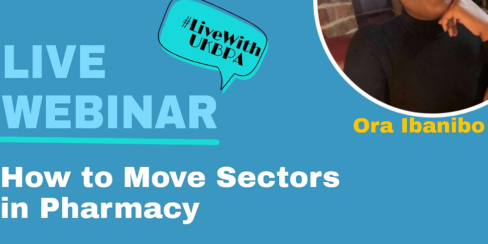 How to Move Sectors in Pharmacy