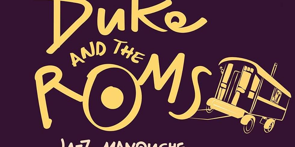 Duke & the Roms @ Romans sur Isère (26)