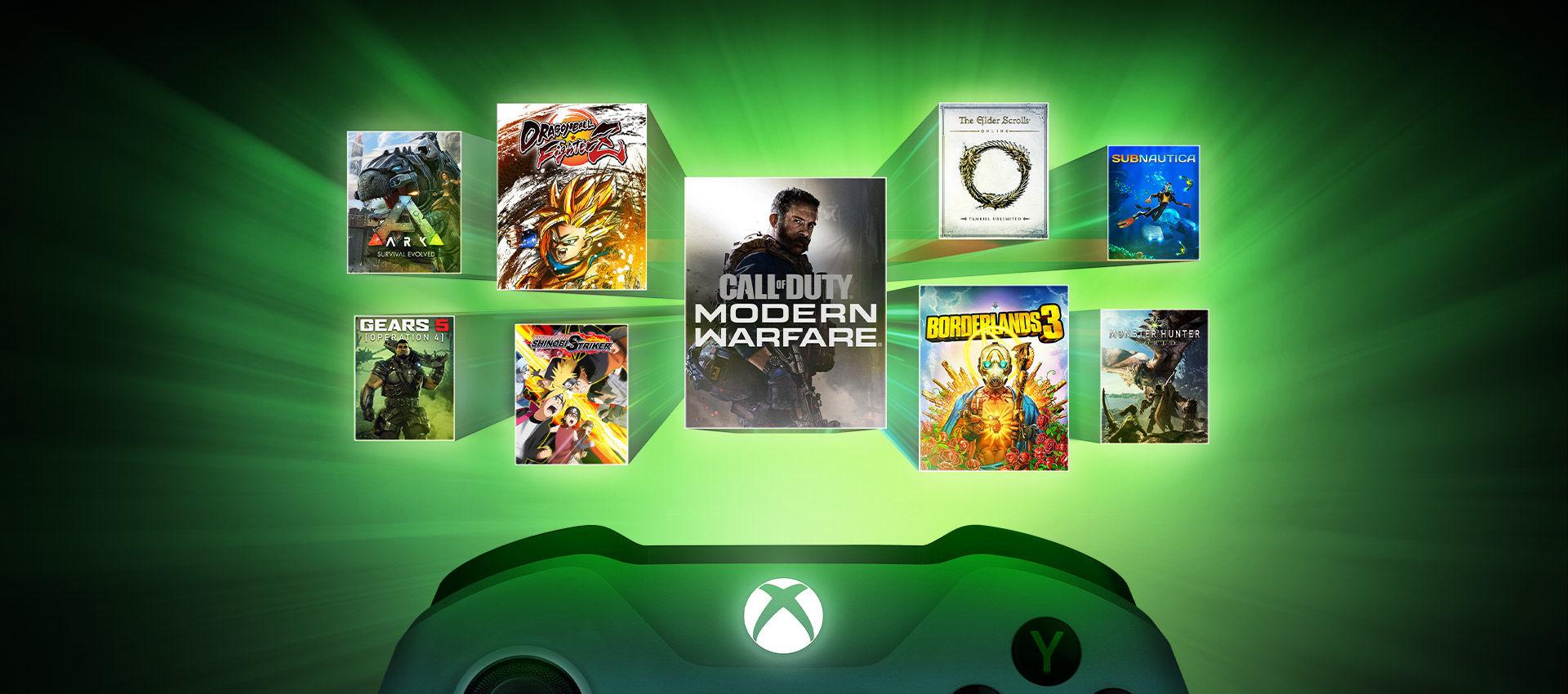 BIG GAMING WEEKEND  Xbox One e PC