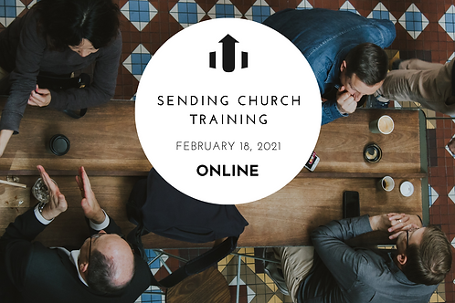 Equipping Members for Short-term Missions | RECORDING
