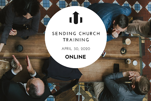 Developing Missions Convictions | RECORDING