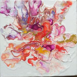 Fluid Art - Vibrant Colours