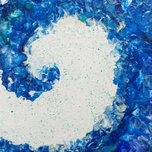 Fluid Art - Sea Wave