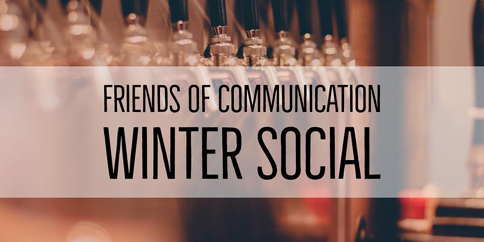 Friends of Communication Winter Social