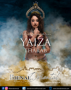 YAIZA THARAB - ESPAÑA