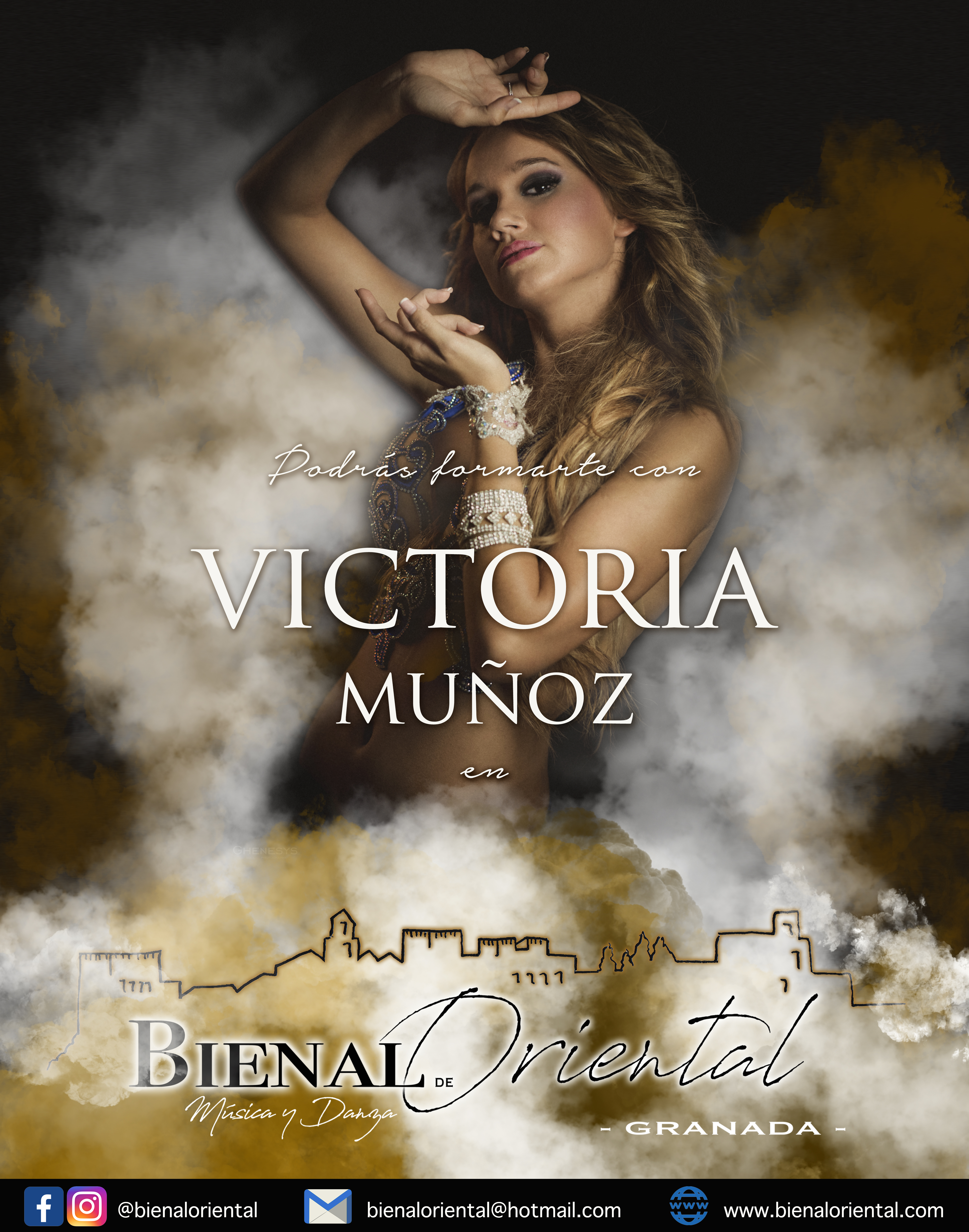 VICTORIA MUÑOZ - ESPAÑA